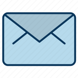 email, envelope, letter, mail, post office, send icon
