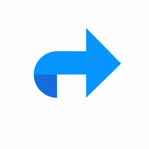 Arrow, direction, return, turning icon - Download on Iconfinder