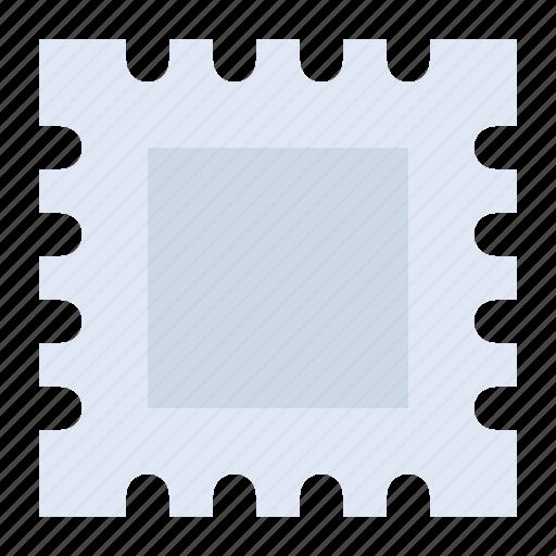 Delivery, letter, mail, mark, postage, postcard, stamp icon - Download on Iconfinder