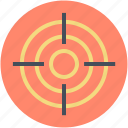 aim, dartboard, game, goal, target icon