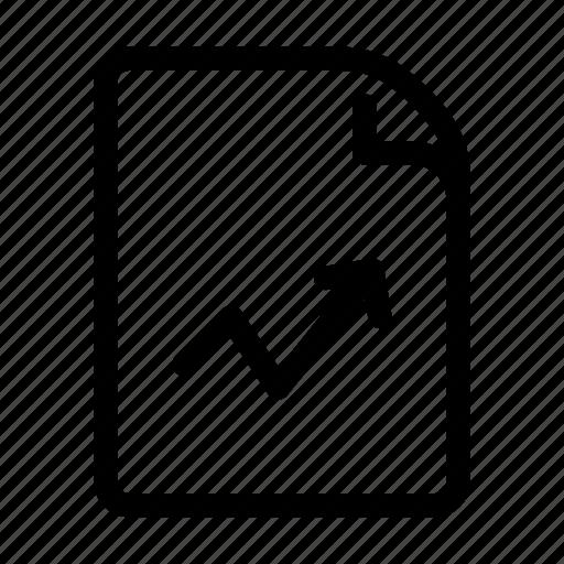Business, doc, file, money, profit icon - Download on Iconfinder