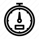 deadline, duration, stopwatch, time, timer icon
