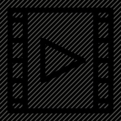 channel, film, movie, video icon