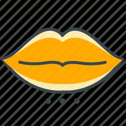 avatar, business, female, girl, lips, office, women icon