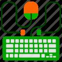 business, keyboard, modern, mouse, office, technology, work