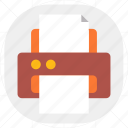business, modern, office, printer, tools, work, working