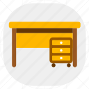 business, modern, office, table, tools, work, working