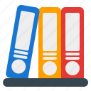 document, file, paper, folder, data, storage, archive icon