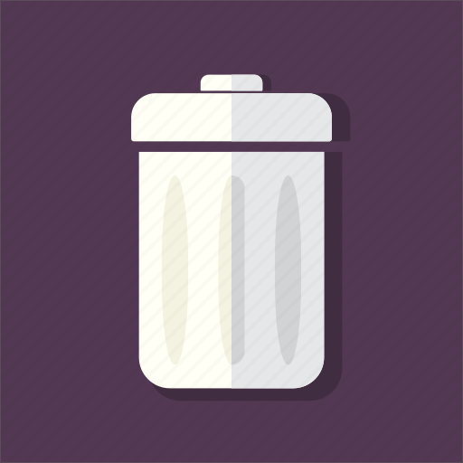 basket, garbage, recycle, recycle bin, trash icon