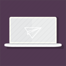 computer, digital, electric, laptop, technology, tool icon