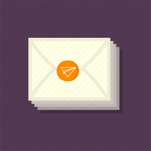 email, envelope, letters, mail, message, send icon