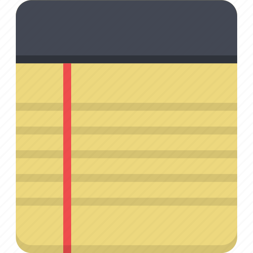 note, notebook, notepad, reminder, to-do icon