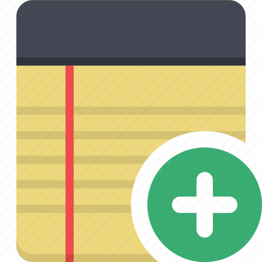 Notebook, notes, to-do, notepad icon - Download on Iconfinder