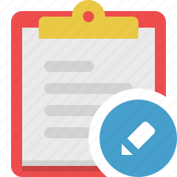 note, notebook, notepad, notes, remind, reminder, to-do icon