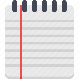 note, notebook, notepad, reminder, to-do, write icon