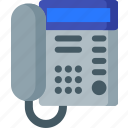 call, communication, device, phone, technology, telephone icon