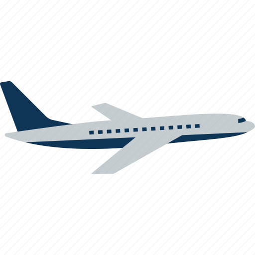 airplane, airport, flight, fly, office, plane, travel icon