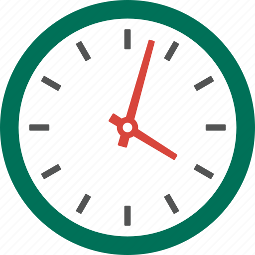 clock, history, hour, timer, wall clock, watch icon