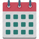 calendar, days, history, month, schedule, timer, year icon