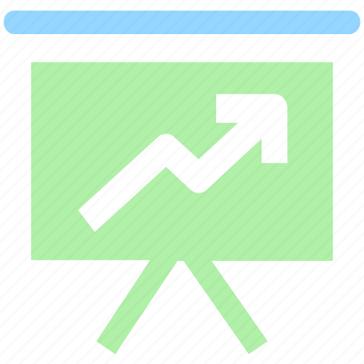 analysis, board, business, chart, report, statistics icon