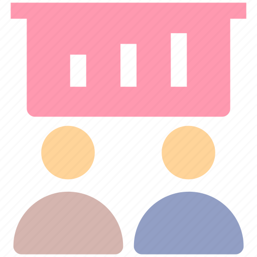 board, business, conference, group, meeting, users icon