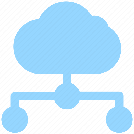 cloud, connect, connection, networking, storage icon