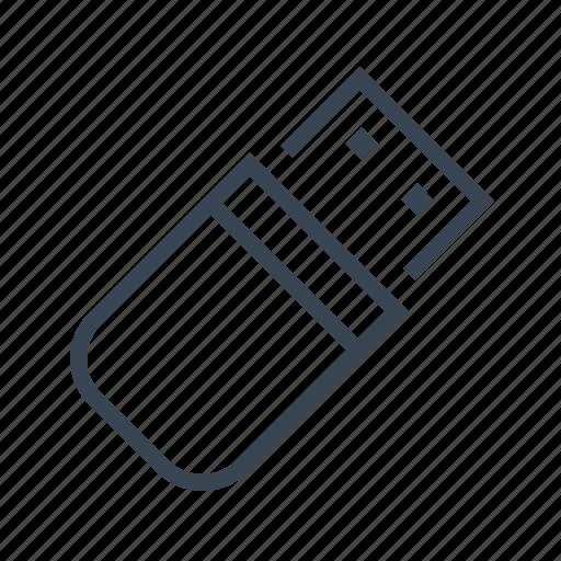 disk, flash, memory, usb icon
