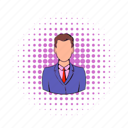 businessman, consultant, job, people, person, team, teamwork icon