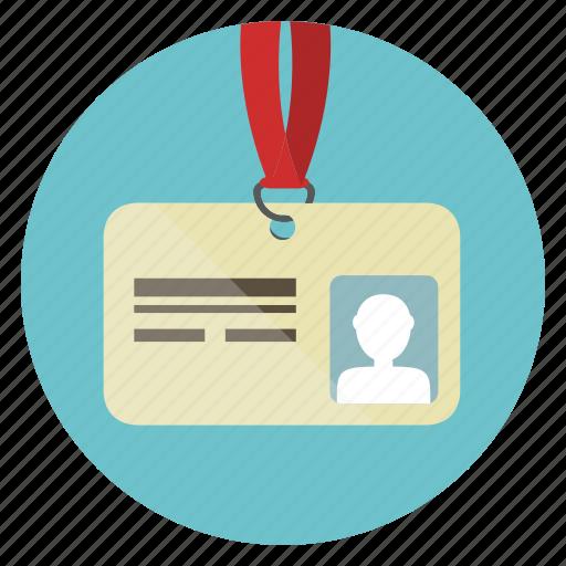 card, id, identification, identity, user icon