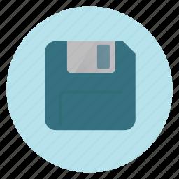 data, disk, floppy, guardar, save, storage icon