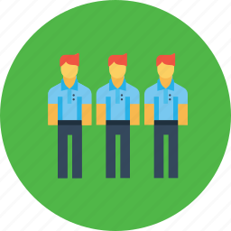 avatar, employee, men, office, people, persons, team icon