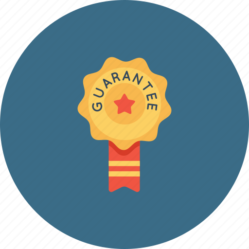 award, bedge, guarentee, label, office, ribbon, star icon