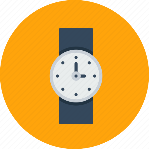 clock, fashion, office, time, timer, watch, wrist icon