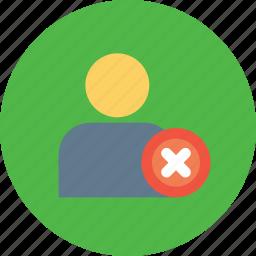 business, close, corporate, delete, employee, office, remove icon