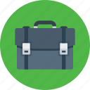 bag, briefcase, carry, case, folder, office, portfolio icon