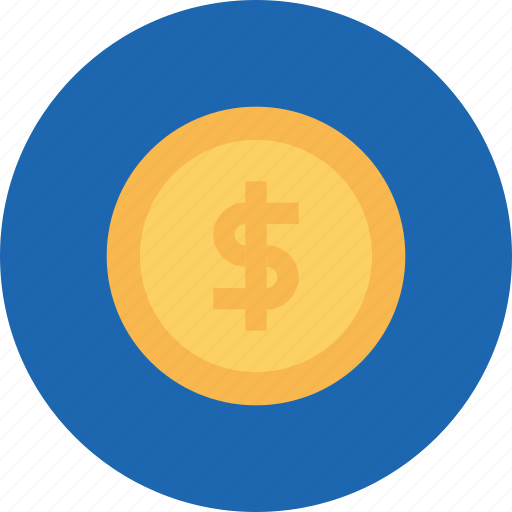business, currency, dollar, finance, money, salary, sign icon