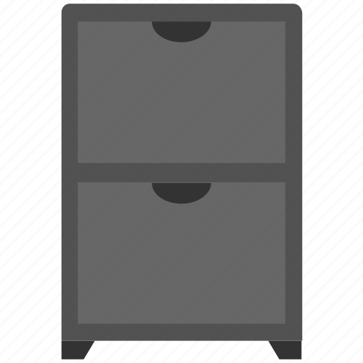 cabinet, chest drawer, door chest, drawer, furniture icon