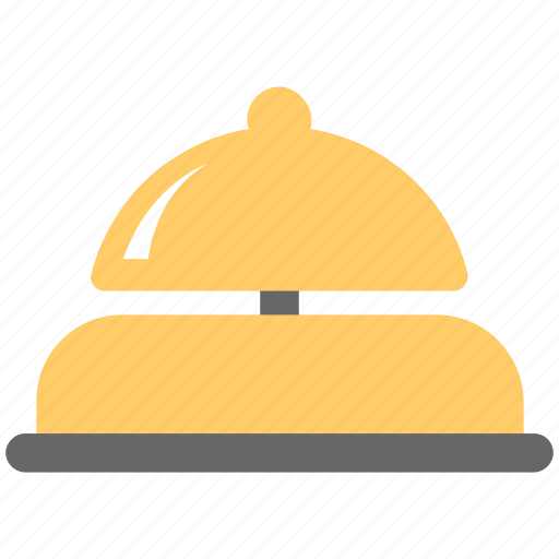 call bell, desk bell, reception desk bell, service bell, table bell icon