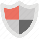 defense, protection shield, safety symbol, security, shield icon