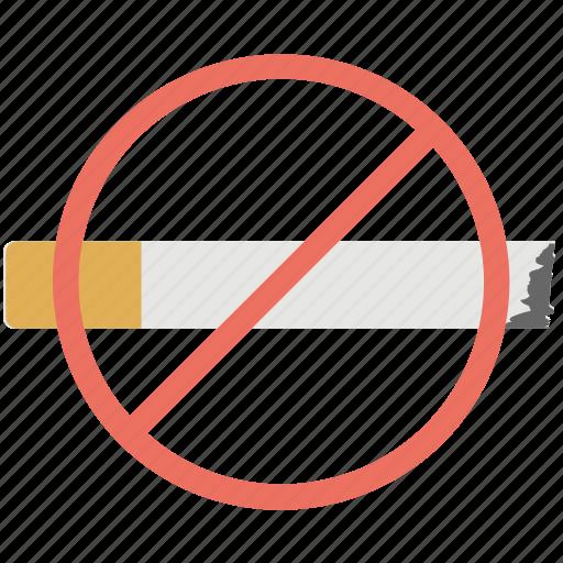 no cigarette, no smoking, no smoking sign, non smoking area, quit smoking icon