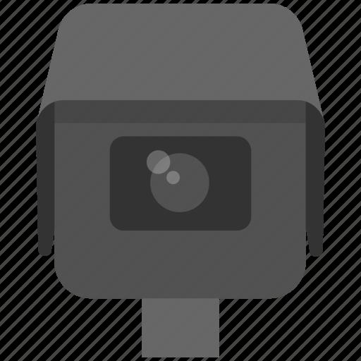 Cctv camera, cctv, security camera, monitoring camera, video surveillance icon