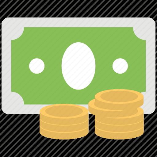 cash, investment, money, savings, wealth icon