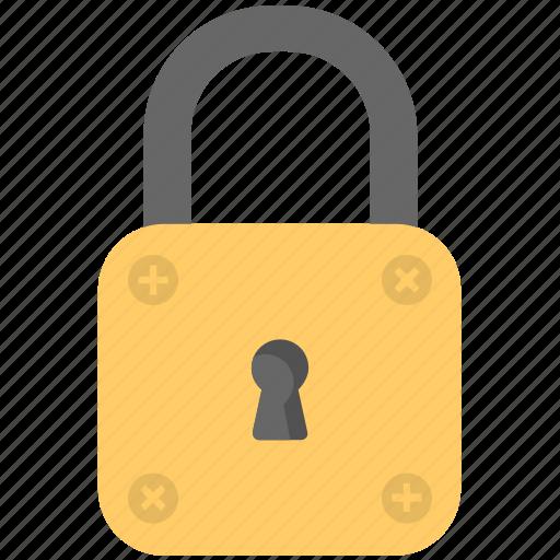 lock, locked, padlock, safety, security icon