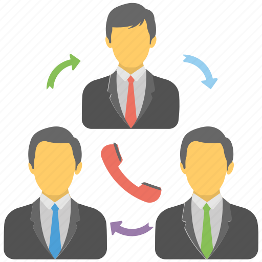 audio teleconference, business call, business meeting, conference call, conference call meeting icon