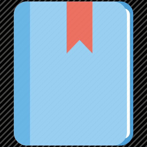 book with bookmark, bookmark, favorite book, favorites, internet bookmark icon