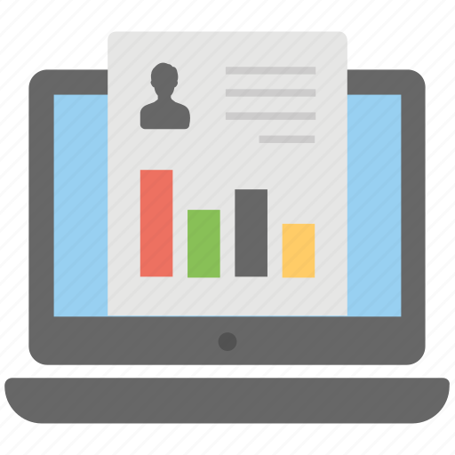 business dashboard, business performance, financial performance, key risk indicator, predictive analytic icon