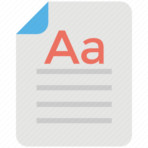 document, e document, text alignment, text document, text format, text size icon