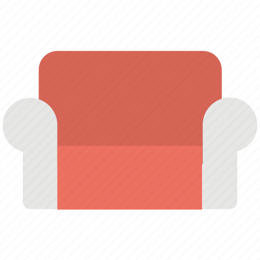 couch, furniture, seat, settee, sofa icon