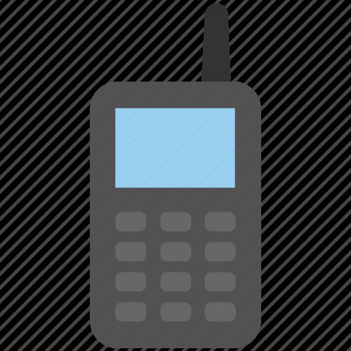 communication, cordless phone, intercom, police radio, walkie talkie icon