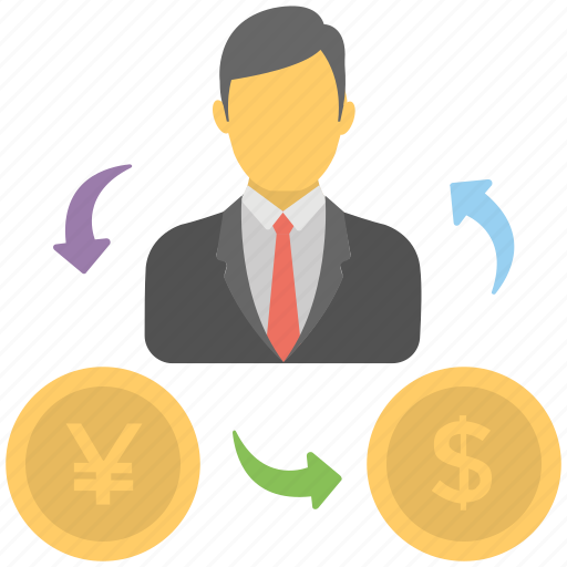 income, making money, multinational business, payment, profit icon